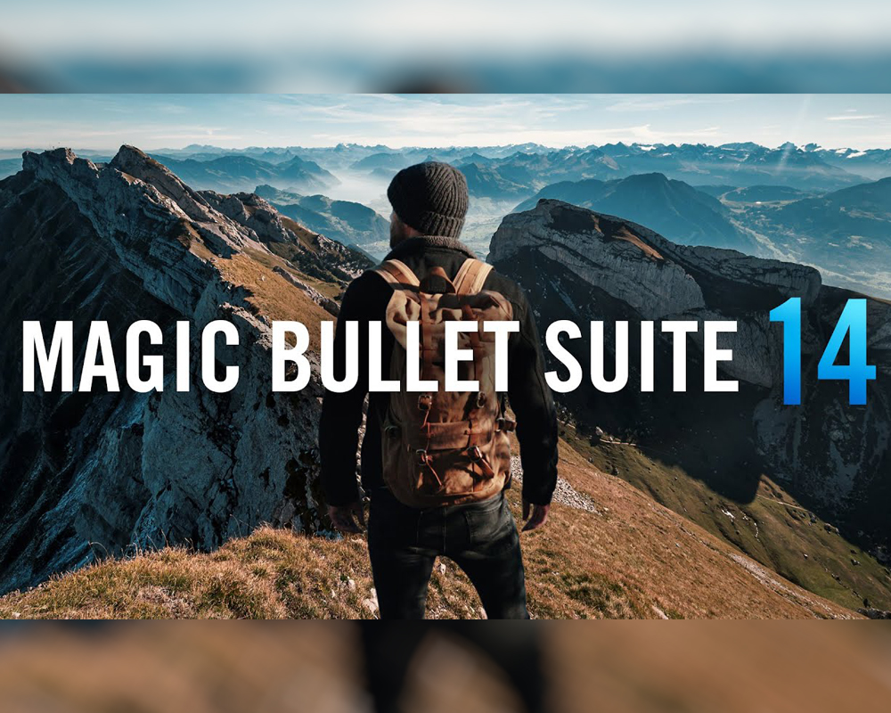 Red Giant Magic Bullet Suite 14 Mới Nhất 2021